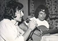 Nymburk, POAN, POAN session, 1975
